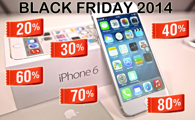 Black Friday 2014 iPhone 6