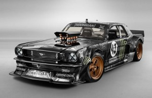 Ford Mustang Gymkhana 7
