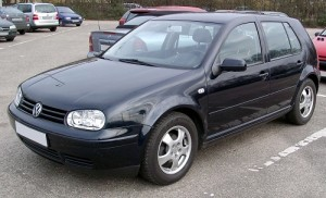VW Golf IV second hand